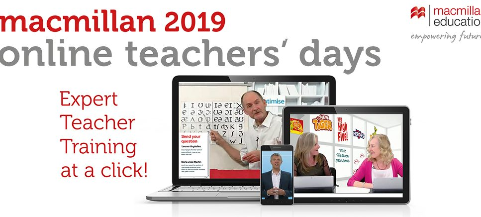 Macmillan Online Teachers' Days 2019