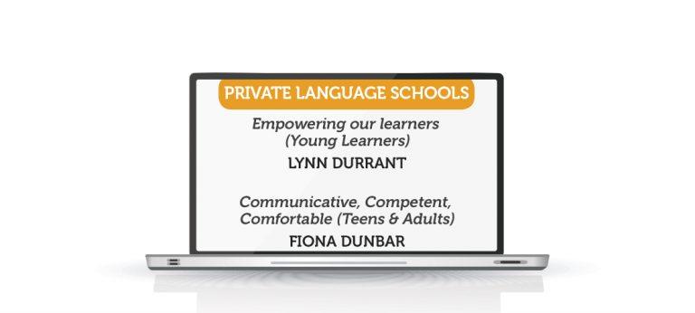 MACMILLAN ONLINE TEACHERS' DAY PRIVATE LANGUAGE SCHOOLS - MARCH