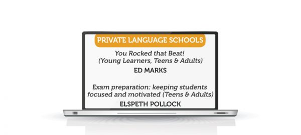 MACMILLAN ONLINE TEACHERS' DAY PRIVATE LANGUAGE SCHOOLS - APRIL