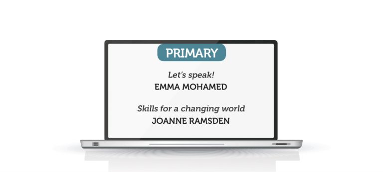 MACMILLAN ONLINE TEACHERS' DAY PRIMARY - MAY
