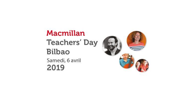 MACMILLAN TEACHERS' DAY BILBAO – AVRIL 2019