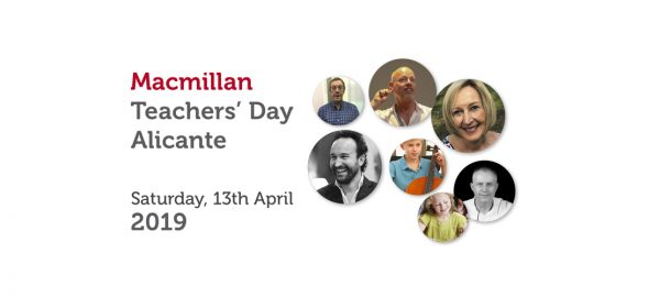 MACMILLAN TEACHERS' DAY ALICANTE – APRIL 2019