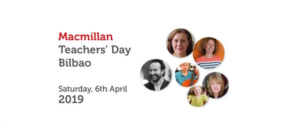 MACMILLAN TEACHERS' DAY BILBAO – APRIL 2019
