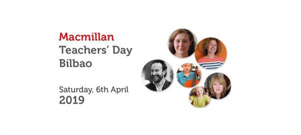 MACMILLAN TEACHERS' DAY BILBAO – APRIL 2019
