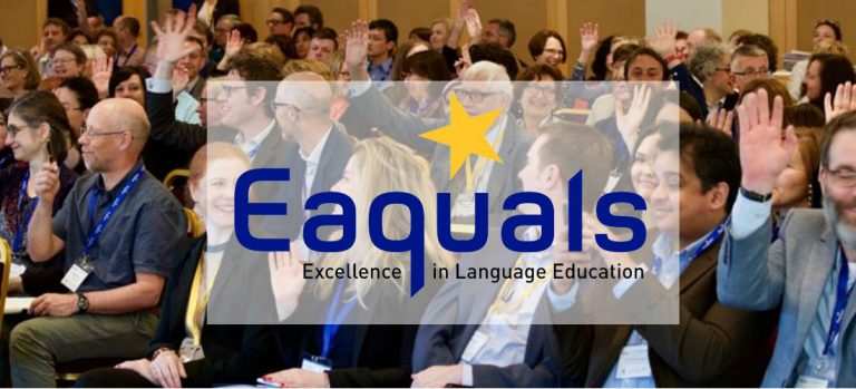 EAQUALS INTERNATIONAL CONFERENCE 2019