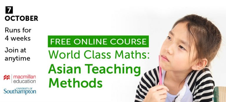 World Class Maths: Asian Teaching Methods