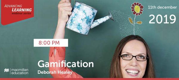 Deborah Healey - Gamification (repeated)