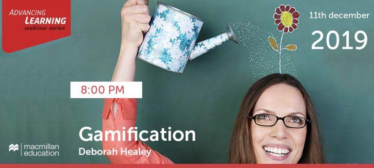 Deborah Healey - Gamification (repeated)