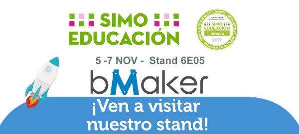 bmaker en SIMO Educación 2019