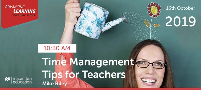 Mike Riley -Time Management Tips for Teachers