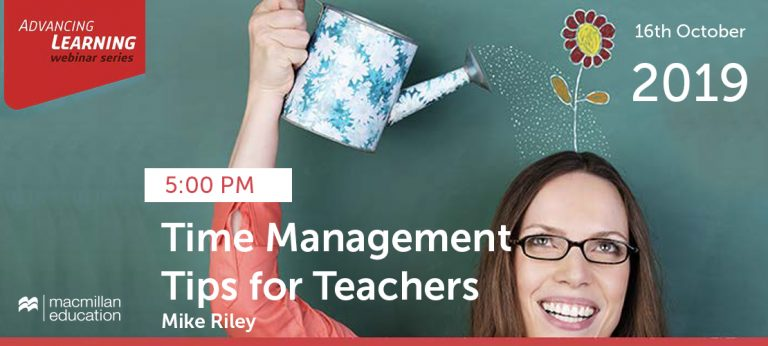 Mike Riley - Time Management Tips for Teachers repeated
