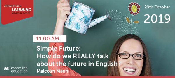 Malcolm Mann - Simple Future: How do we REALLY talk about the future in English?