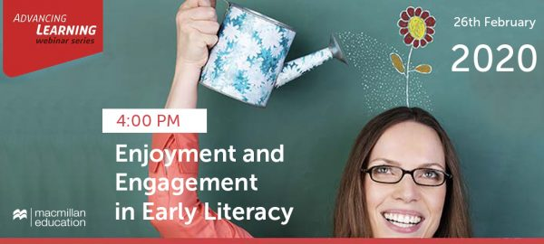 Lucy Crichton - Enjoyment and Engagement in Early Literacy (repeated)