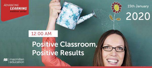 Sarah Hillyard - Positive Classroom, Positive Results