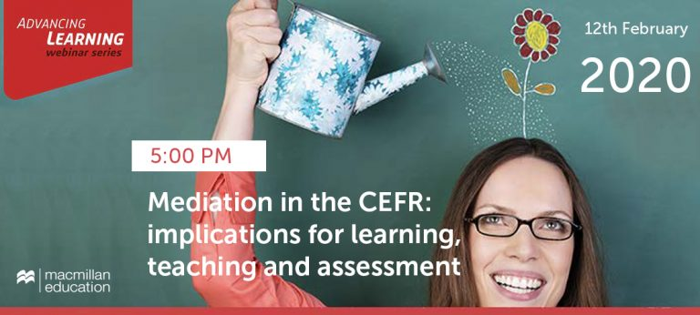 Thom Kiddle - Mediation in the CEFR: implications for learning, teaching and assessment (repeated)