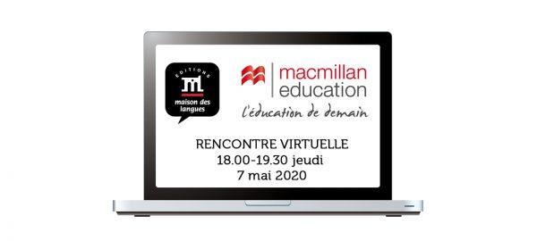 RENCONTRE VIRTUELLE FLE MACMILLAN MAI 2020