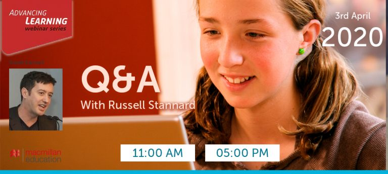 Russell Stannard - Q&A with Russell Stannard