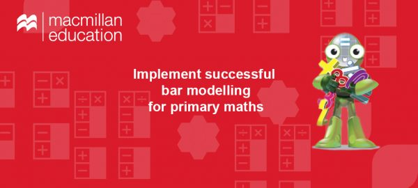 How to implement successful bar modelling for primary maths