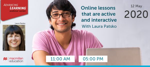 Laura Patsko - Online lessons that are active and interactive