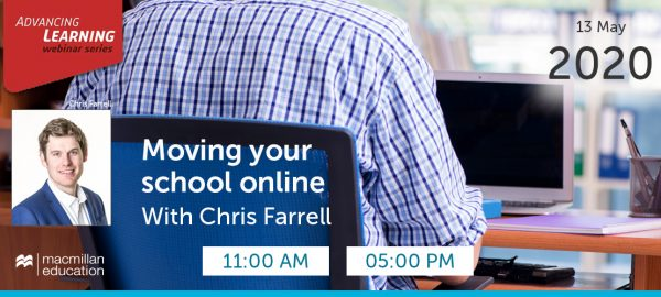 Chris Farrell - Moving your school online