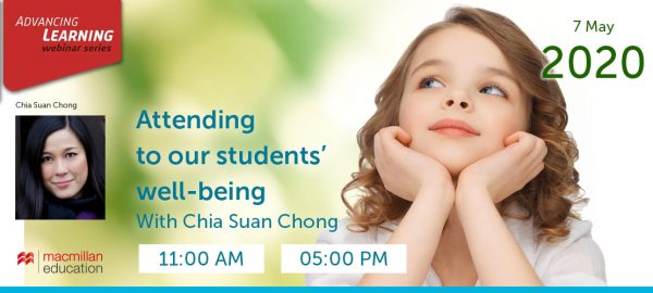 Chia Suan Chong - Attending to our students' well-being