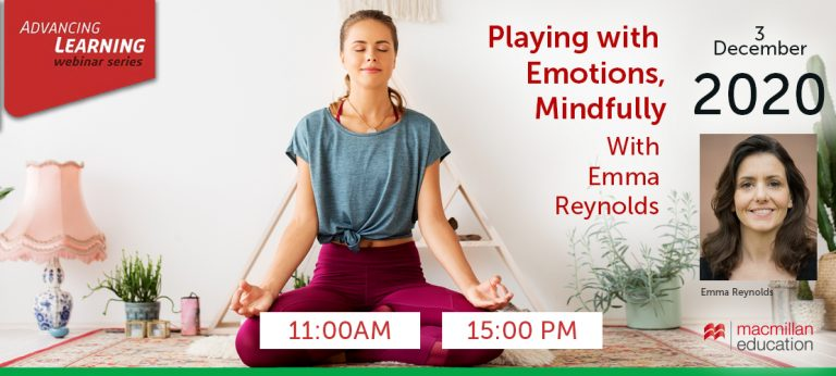 Emma Reynolds - Playing with Emotions, Mindfully