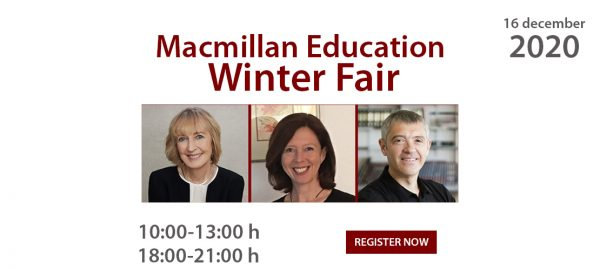 Macmillan Education Winter Fair