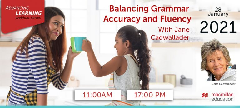 Jane Cadwallader - Balancing Grammar Accuracy and Fluency