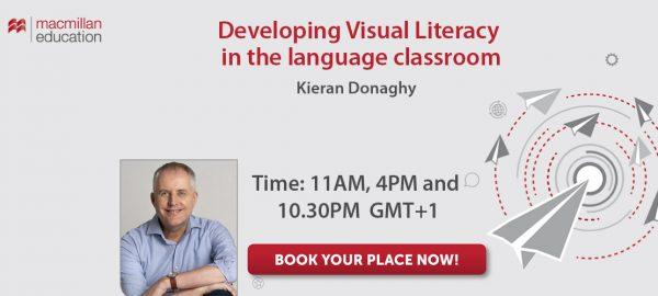 Kieran Donaghy - Developing Visual Literacy in the language classroom