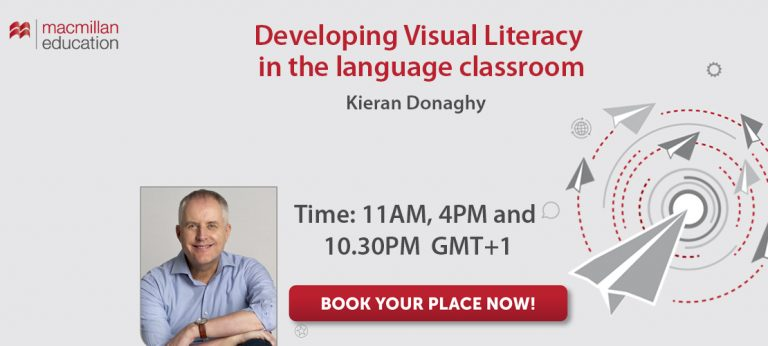 Kieran Donaghy - Developing Visual Literacy in the language classroom