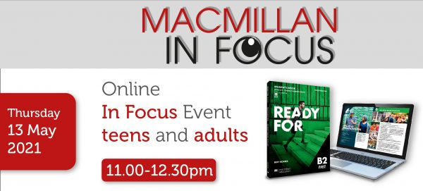 Macmillan Online IN FOCUS  Ready For B2 First