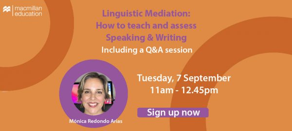 Your How to Guide to Teaching and Assessing Speaking and Writing  Mediation